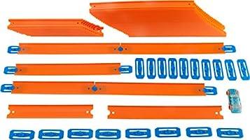 Hot Wheels - Coche y Megapista, Accesorios para Pistas y Coche de Juguete Niños +4 Años (Mattel FTL69) , color/modelo surtido