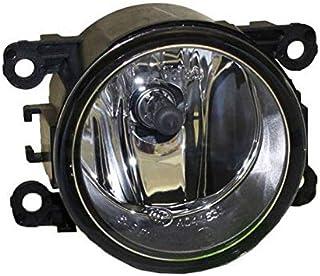 Bruce /& Shark Ensemble de Lampes de Gril de calandre de Feux de Brouillard de Pare-Chocs Avant pour 2001-2005 VW Polo Hatch 9N1