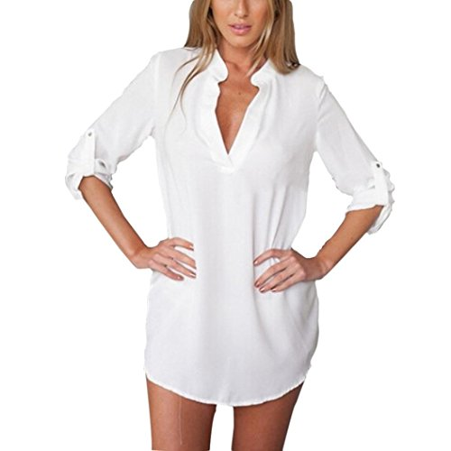 Gillberry Women Blouse Chiffon L...