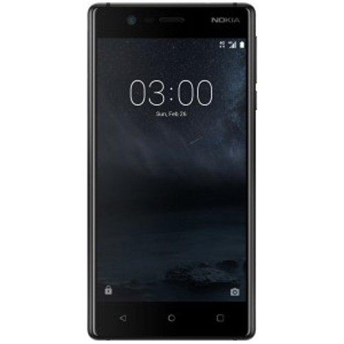 Nokia 3 Smartphone, 16 GB, Nero