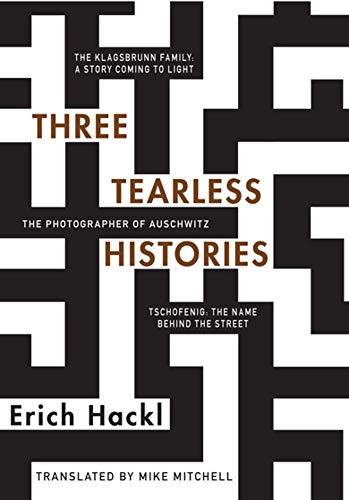 Image of Three Tearless Histories
