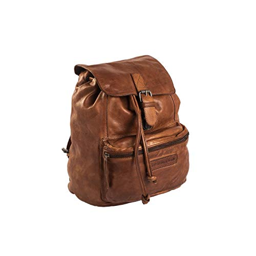 The Chesterfield Brand Jace Rucksack Leder 35 cm