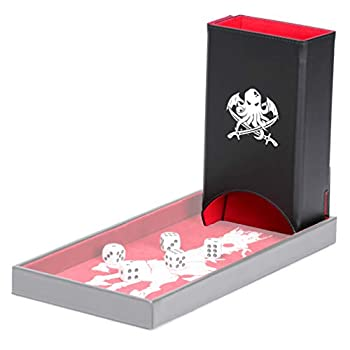 Cthulhu s Tower Foldable Dice Tower for Dungeons & Dragons Call of Cthulhu Tabletop Roleplaying Games