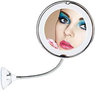 10X Magnifying Flexible Makeup Mirror-TOP4EVER 8