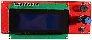 Displaykit met 2004 LCD en controller, aansluitkabels en adapter voor RAMPS 1.4, 3D-printer, Prusa Mendel