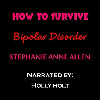 How to Survive Bipolar Disorder audiobook cover art