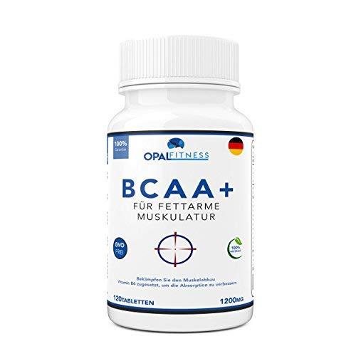 Opal Fitness -  BCAA Tabletten |