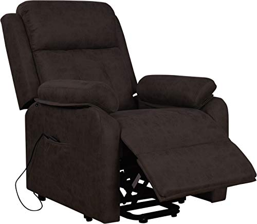 Imperial Relax | Sillon Relax Reclinable Levantapersonas NY | (Chocolate)