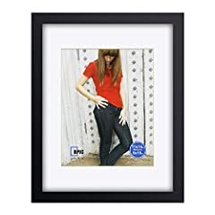 THERPJCPHOTOFRAMEADVANTAGE:FrameMadeofsolidwood,Environmentalpaint,HighDefinitionGlass,Highqualityanddurable.Readytohangtheframeonthewall. Size:Fits 8x10 with Mat or 11x14 Without Mat Photos!Actual Frame size (finished size) 12....