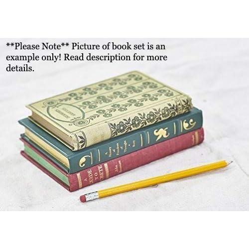 Faux Books for Bookshelf: Amazon com