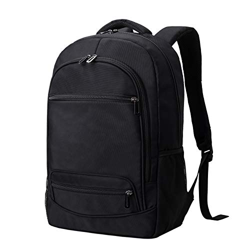 N0BLEMAN Rucksack Herren, Schulrucksack Jungen Teenager Schule Daypack Business Backpack City Laptop Schultasche arbeits Wasserdicht Travel School Studenten Damen Computer-Tasche 21.5L