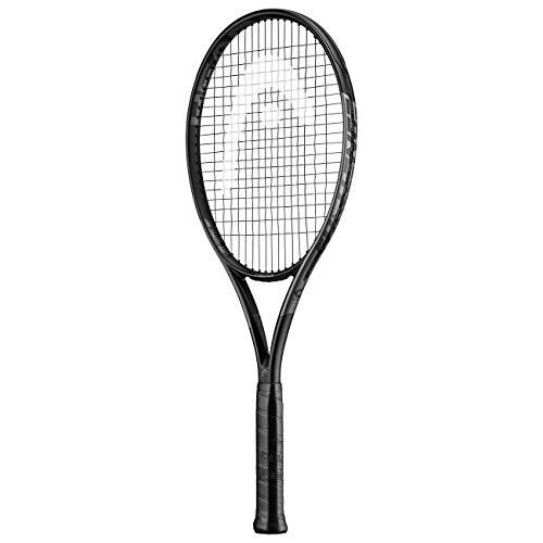HEAD Unisex– Erwachsene Challenge MP Tennis Racket, schwarz, 3