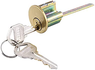 SUMBIN Jimmy Proof Deadbolt Lock with Keyed (Gold Color)