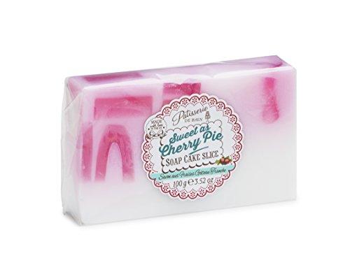 Rose & Co Cranberries & Cream Soap Cake Slice 125 g