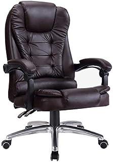 Silla de oficina CHHD, sillones Silla reclinable con respaldo alto Asiento grande y función de inclinación Escritorio de computadora Silla de carreras Diseño de confort supremo Silla de escritorio aco