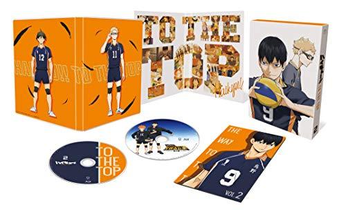 ハイキュー‼ TO THE TOP Vol.2 [DVD]の拡大画像