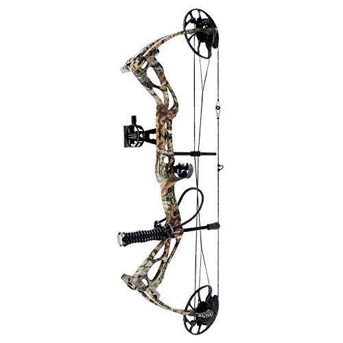 sanlida Archery Dragon X8 Hunting Archery Compound Bow Package/Limbs Made in USA/8'-31' Draw...