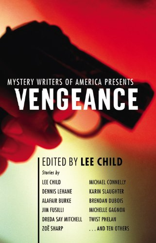Image of Mystery Writers of America Presents Vengeance