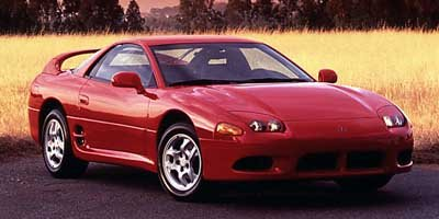 1997 Mitsubishi 3000GT, 2-Door GT Automatic Transmission, 1997 Mitsubishi Eclipse ...