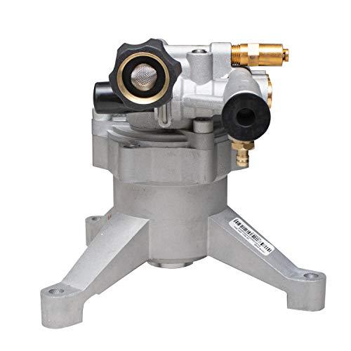 OEM Technologies 90025 Vertikale Axialnockenpumpe, 2400 PSI bei 2,0 GPM, Grau