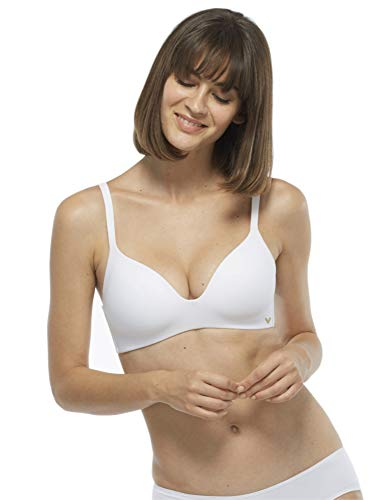 Lovable Damen Invisible Lift Supreme BH, Weiß, 38 D