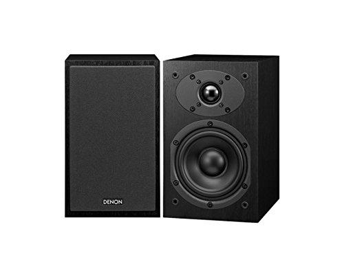 Denon SC-M41 BLK Lautsprecher, schwarz