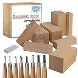 Best Woodcarving Sets - [Premium] Wood Carving Set - Beginner Whittling Kit Review