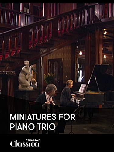 Miniatures for Piano Trio