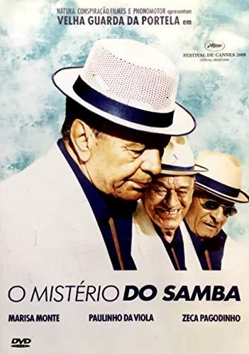 O Mistério do Samba - ( Velha Guarda da Portela ) Lula Buarque de Hollanda