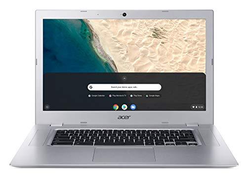Acer Chromebook 15 Zoll (CB315-2H-4451) (ChromeOS, Laptop, HD Display, AMD A4-9120C, WLAN, bis zu 10 Stunden Akku-Laufzeit, 4 GB RAM, 64 GB eMMC)