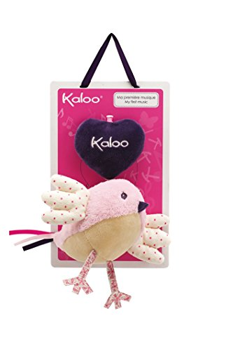 Kaloo K969875 - Petite Rose muziekdoos vogel