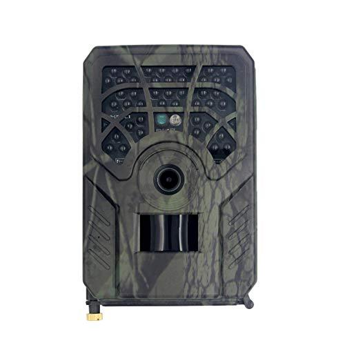 Wildkamera Mit Bewegungsmelder Nachtsicht Handyübertragung 20MP Infrarot Jagdkamera 1080P HD Fotofalle 160° Überwachungswinkel IP54 Wildkamera WLAN Für Jagd Und Tierbeobachtung