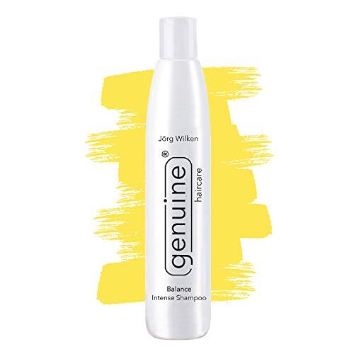 Balance Intense fettige Kopfhaut und Anti-Schuppen Shampoo, reguliert Talgproduktion, bei Juckreiz und Haarausfall, für Extension, genuine haircare
