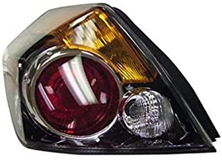 NEW LEFT TAIL LIGHT FITS NISSAN ALTIMA SEDAN 2007-2009 NI2800176 26555-ZN50A 26555ZN50A