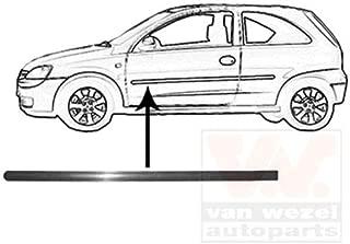 Van Wezel 4040423 Tiras Protectoras para Autom/óviles