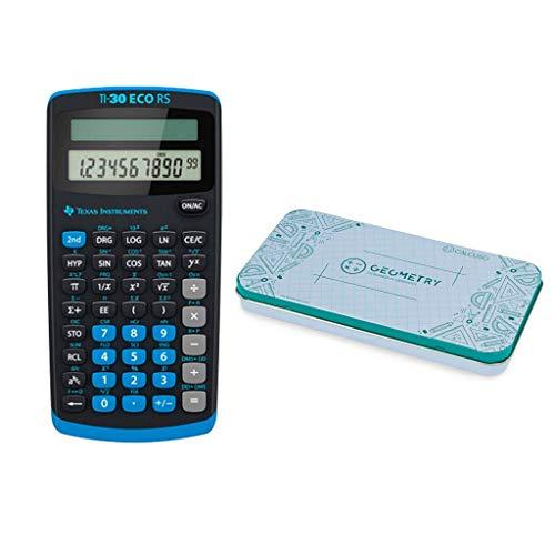 Texas Instruments TI-30 ECO RS + Premium Geometrieset