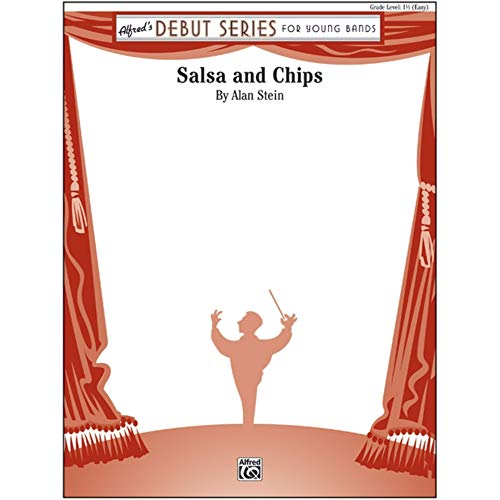 Alfred Publishing 00-24650 Salsa and Chips - M-sica Lib