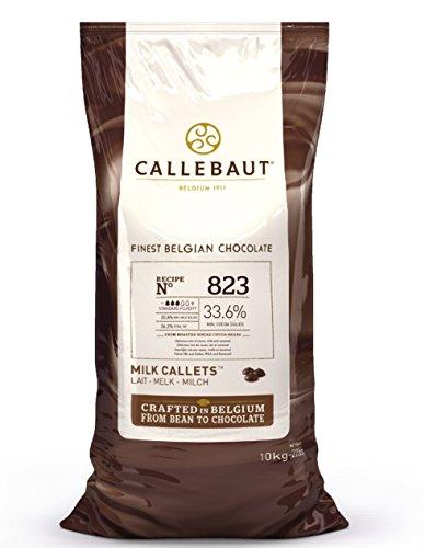 Callebaut chip di cioccolato al latte (Callets) 10kg