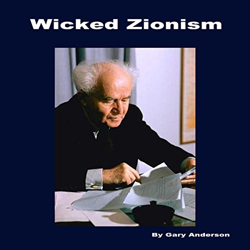 Wicked Zionism cover art