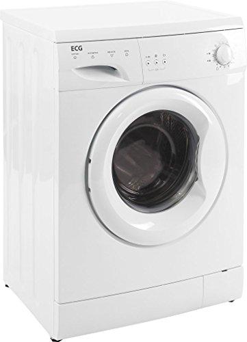 ECG EWF 1051 MA+ Libera installazione Carica frontale 5kg 1000Giri/min A+ Bianco lavatrice