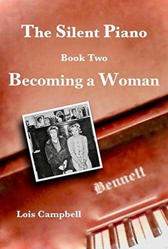 The Silent Piano: Becoming a Woman  Book 2 (English Edition)