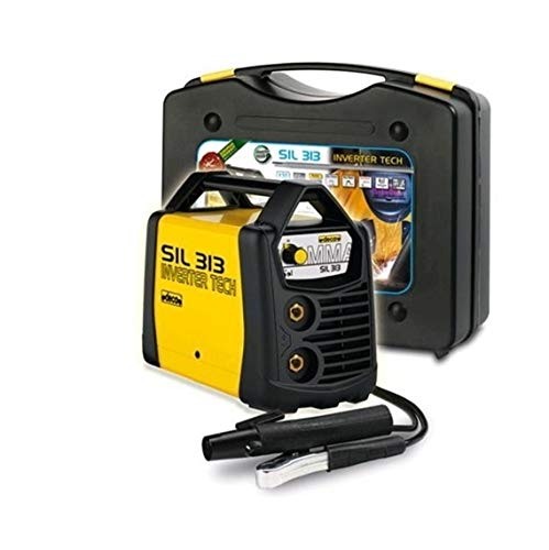 Saldatrice INVERTER ad elettrodo 130 Amp con valigetta e accessori Deca - SIL 313