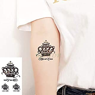 0bf68f6ee BRT Impermeable Tatuaje Temporal Pegatina Harry Potter Inglés  Carta