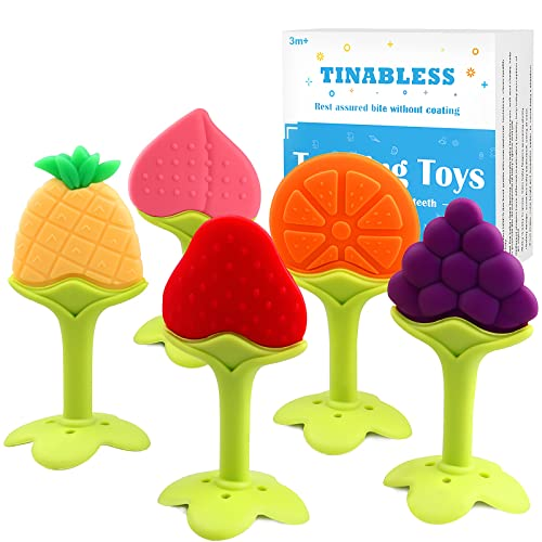 Tinabless Teething Toys