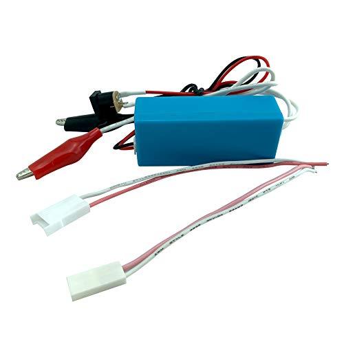 ZSooner CCFL probador 12 V mantenimiento mini profesional portátil electrodomésticos portátil pantalla universal luz de fondo reparación lámpara LED medida herramienta Monitores e para LCD TV