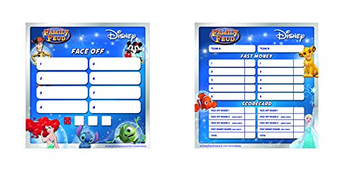 Disney Family Feud Trivia Game