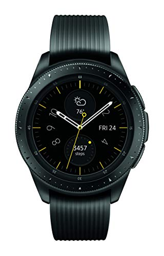 Fashion Shopping Samsung Galaxy Watch (46mm) Silver (Bluetooth), SM-R800NZSAXAR