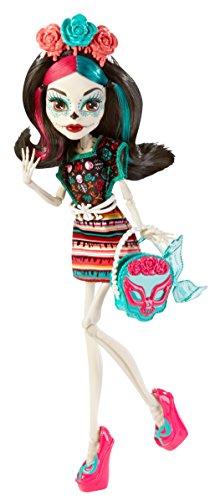 Monster High Monster Scaritage Skelita Calaveras Puppe und Fashion Set
