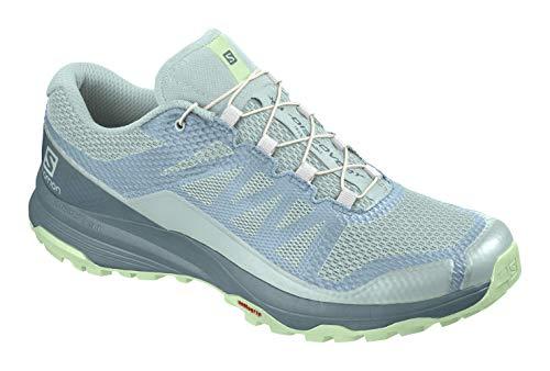 Salomon Damen Trail Running Schuhe, XA DISCOVERY W, Farbe: türkis (icy morn/hydro./patina green) Größe: EU 40