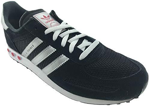 adidas LA Trainer S80158 vrouwen schoenen zwart sneaker Maat: EU 39 1/3 UK 6